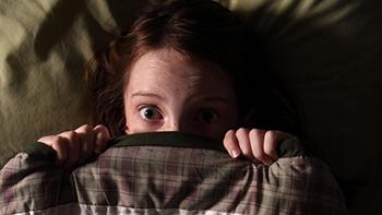 dziecko ma koszmary nocne